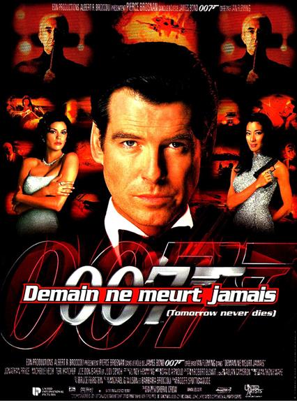 #15 - DEMAIN NE MEURT JAMAIS (1997) : 3,1/5
