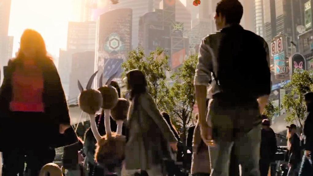 On aperçoit un Dodrio dans la foule