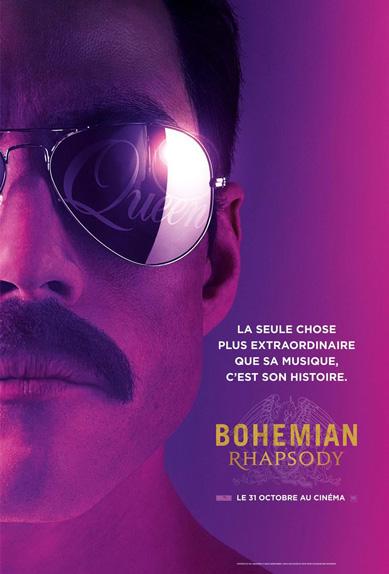 N°5 - Bohemian Rhapsody : 13,85 millions de dollars de recettes