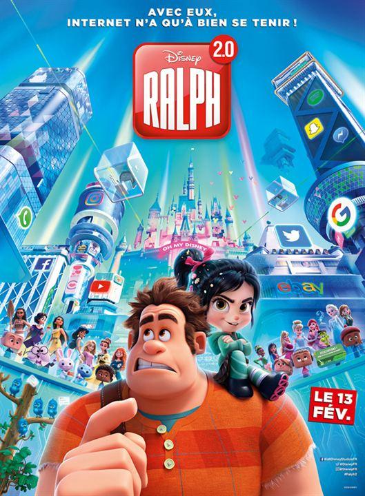 RALPH 2.0 - 1 nomination
