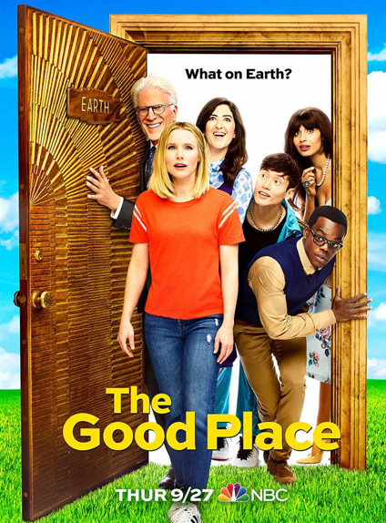 The Good Place : 3 nominations