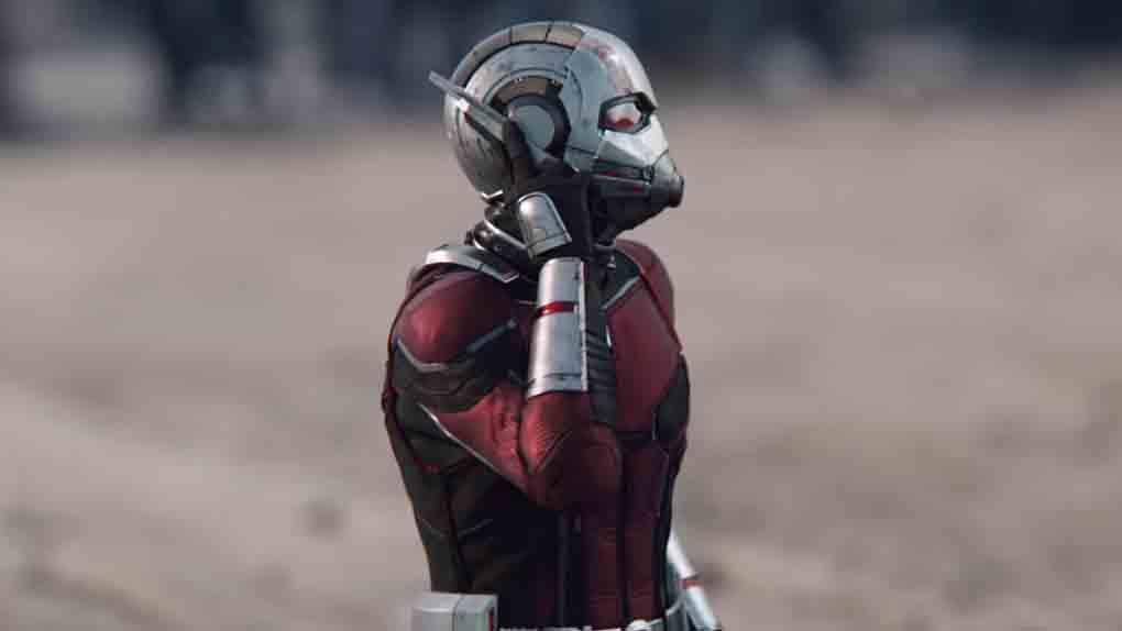La scène post-générique de l'année : Ant-Man et la Guêpe