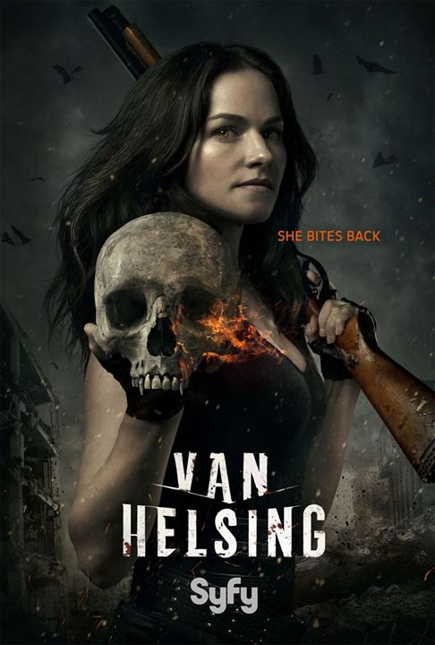 VAN HELSING - Renouvelée