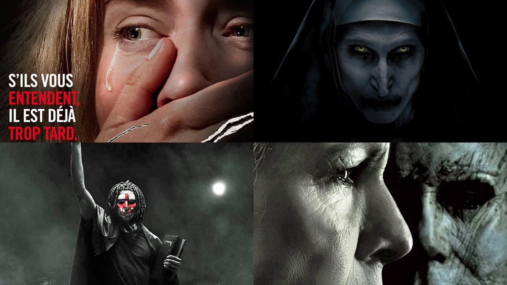 Petits budgets, gros succès : les films d'horreur sont à l'honneur