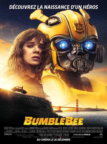 N°5 - Bumblebee : 332 723 entrées