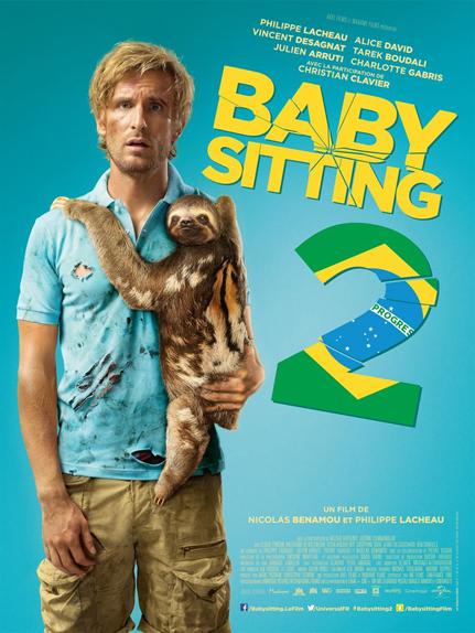 10 - Babysitting 2 (2015)