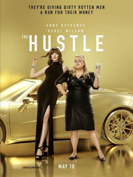 The Hustle avec Rebel Wilson, Anne Hathaway...