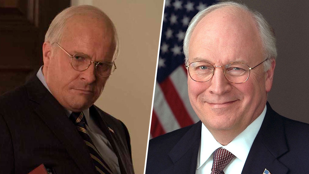 Christian Bale est Dick Cheney
