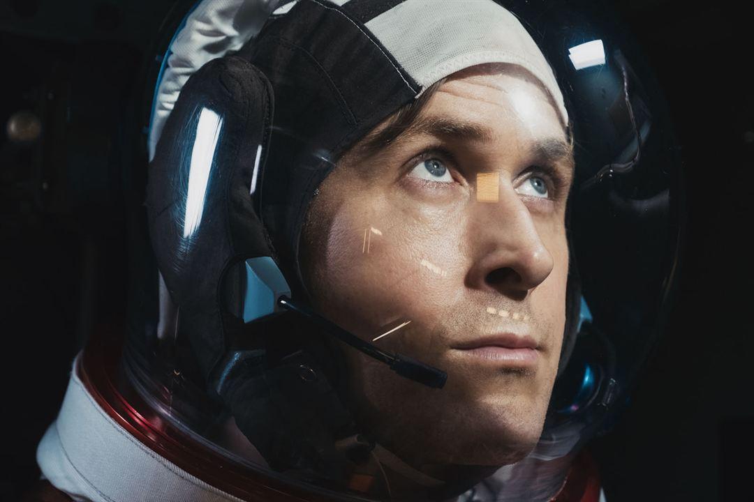 """First Man"" de Damien Chazelle (Meilleure musique, Meilleure photographie)"