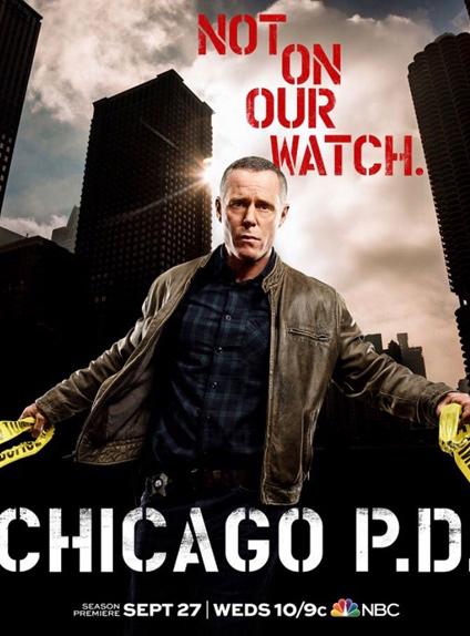 CHICAGO POLICE DEPARTMENT - Renouvelée