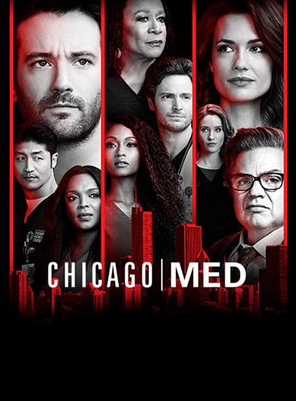 CHICAGO MED - Renouvelée