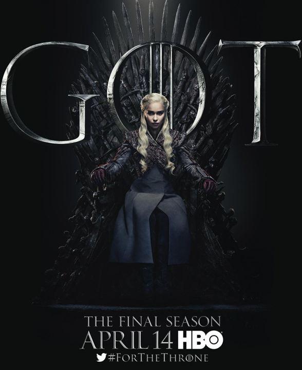 Game of thrones les affiches de la saison 8 font monter tous les personnages sur le tr ne de - Tous les personnages de violetta ...