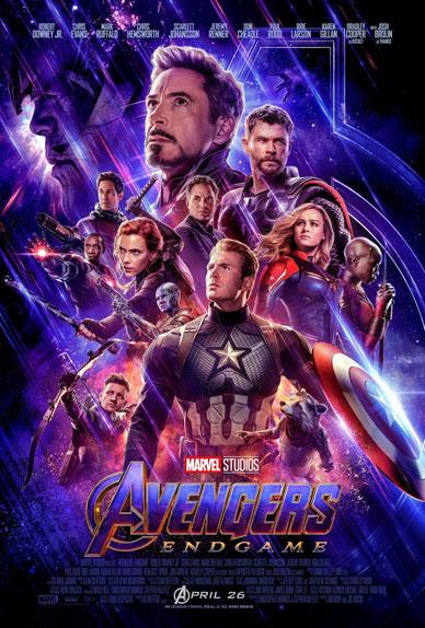Avengers: Endgame avec Robert Downey Jr., Mark Ruffalo...
