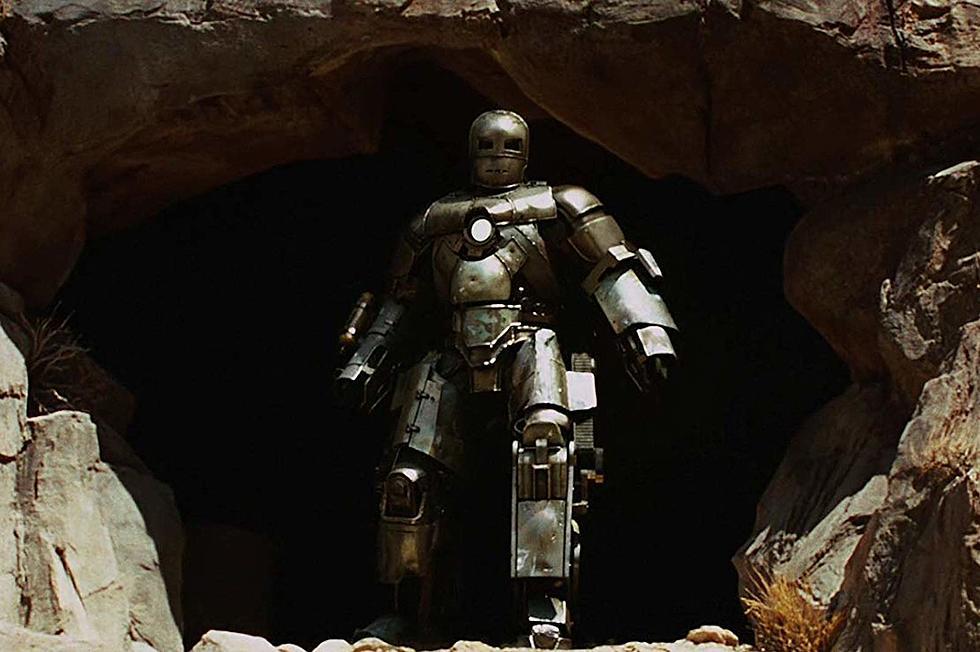 Iron Man : Iron Man (2008)