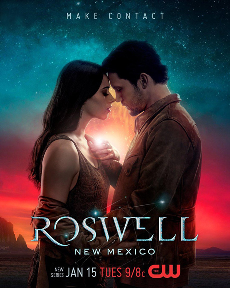 ROSWELL, NEW MEXICO - Renouvelée