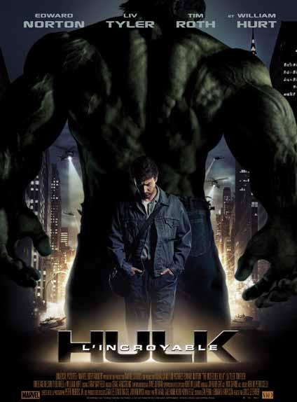 22ème : L'Incroyable Hulk - 3.21/5