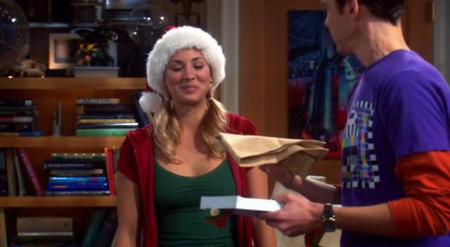 Saison 2, épisode 11 : un cadeau et un câlin