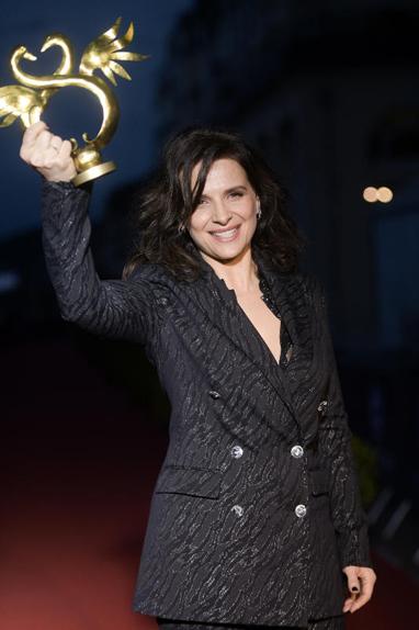 Juliette Binoche sacrée Meilleure actrice
