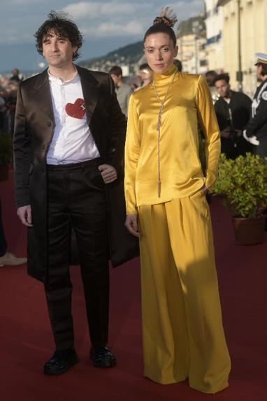 Nicolas Maury et Maud Wyler
