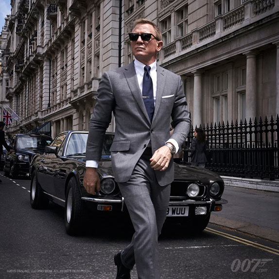 Bond 25 avec Daniel Craig, Rami Malek, Léa Seydoux...
