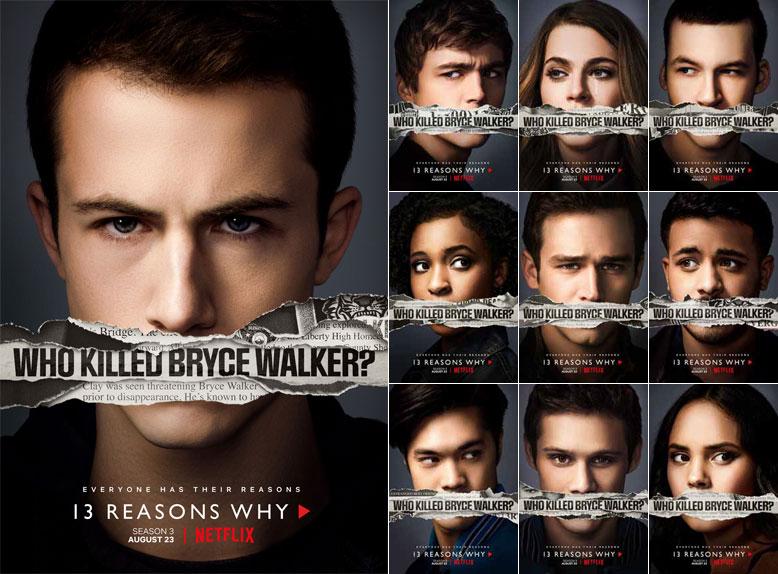 13 Reasons Why - Saison 3