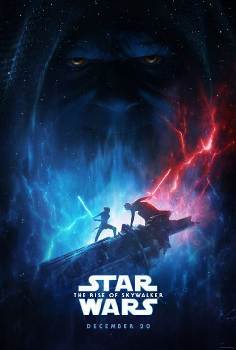 Affiche D23 L'Ascension de Skywalker