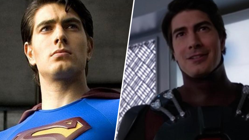 Brandon Routh (Legends of Tomorrow)