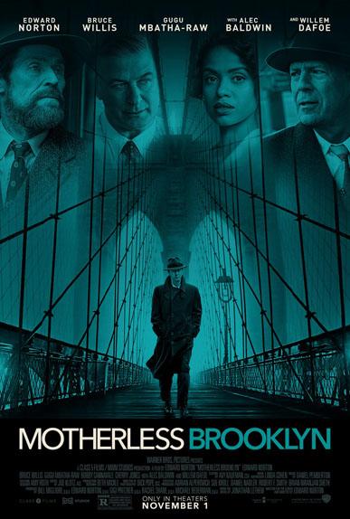 Brooklyn Affairs avec Edward Norton, Bruce Willis, Alec Baldwin...