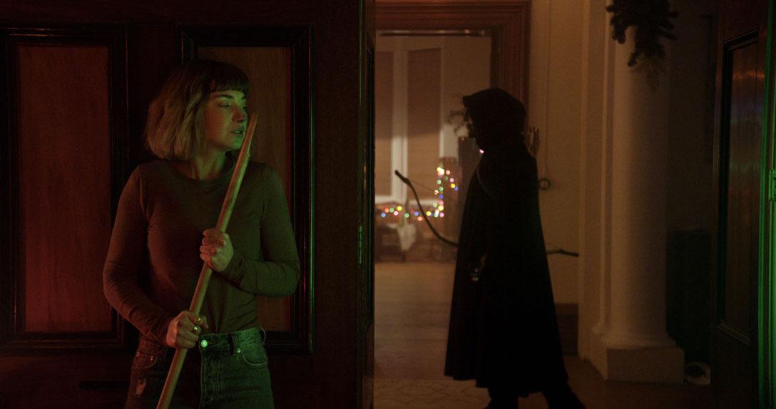 Black Christmas avec Imogen Poots, Aleyse Shannon, Brittany O'Grady...