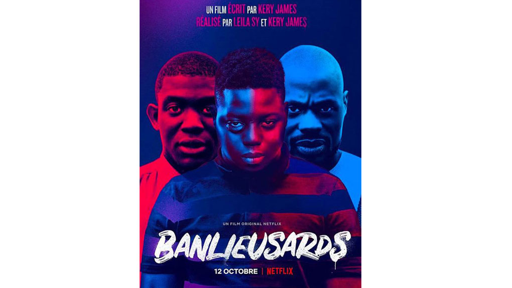Banlieusards, de Kery James, ce 12 octobre sur Netflix