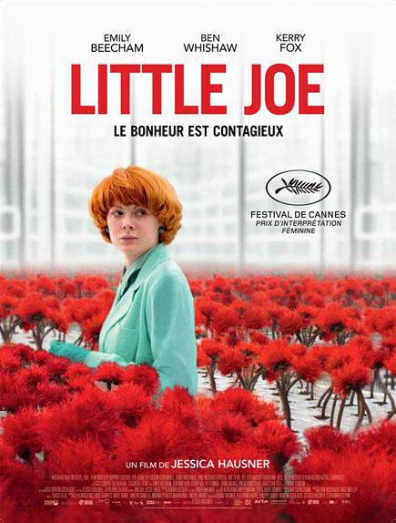 Little Joe avec Emily Beecham, Ben Whishaw et Kerry Fox