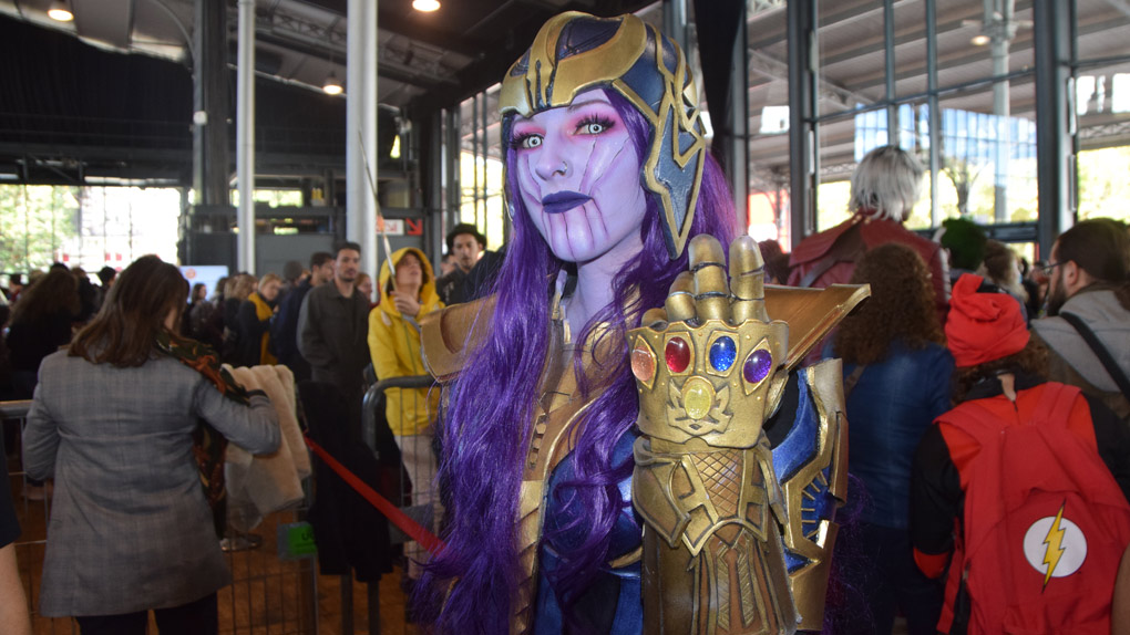 Cosplays au Comic-Con Paris 2019