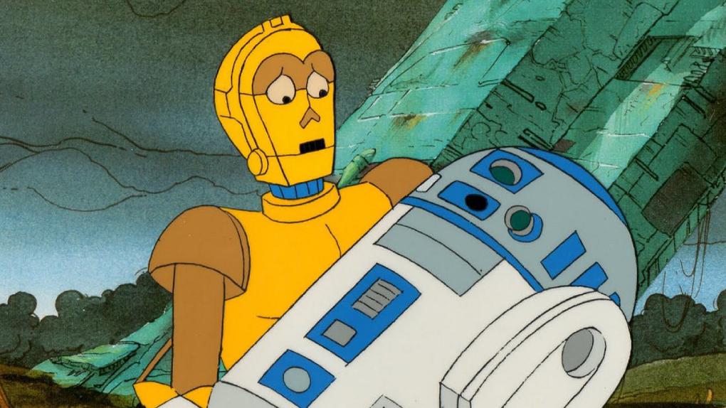 Droïdes : Les Aventures de R2-D2 et C-3PO (1985 - 1 saison)