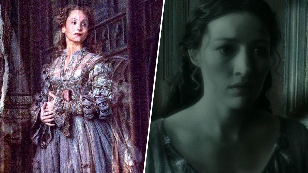La Dame Grise, Helena Serdaigle