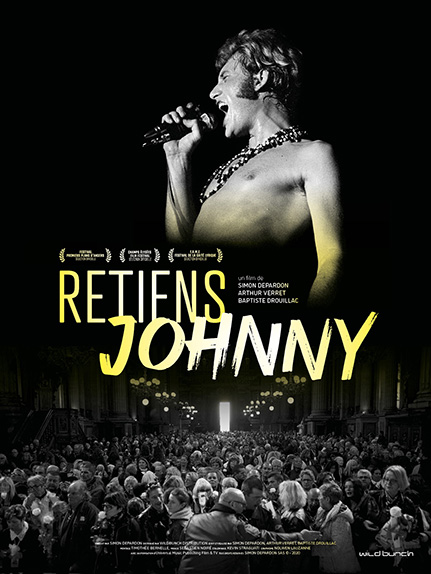 Retiens Johnny avec Johnny Hallyday