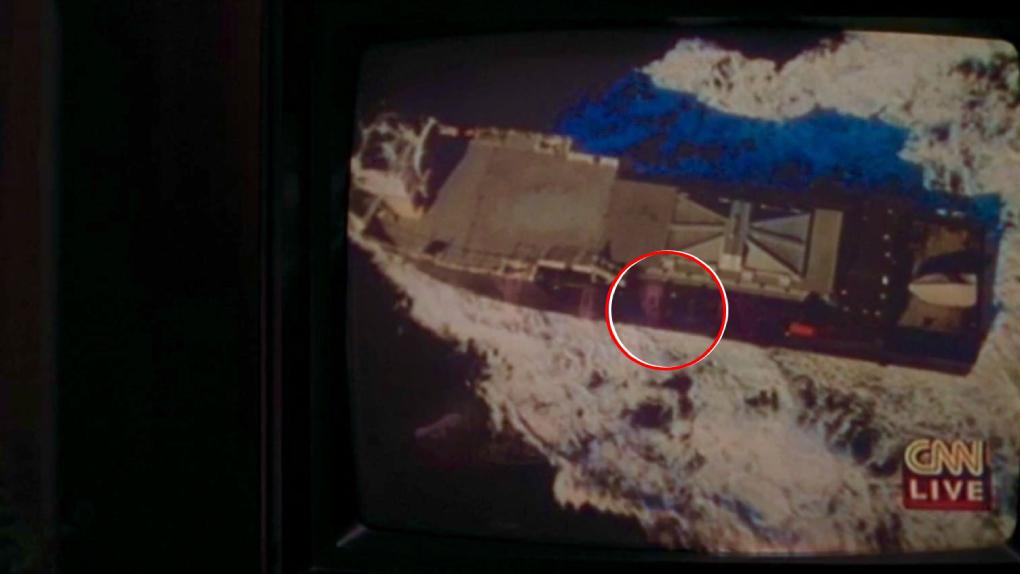 Le cameo de Steven Spielberg