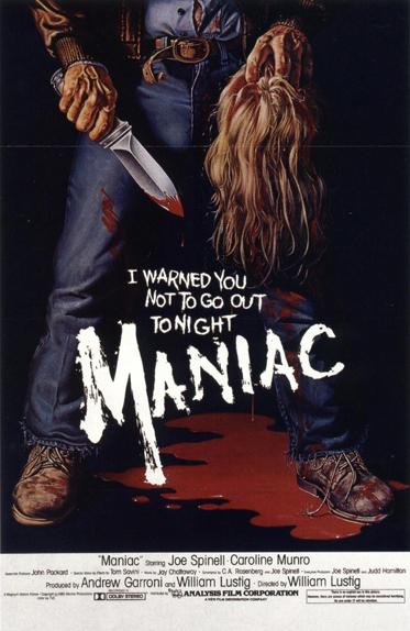 Maniac, de William Lustig (1980)