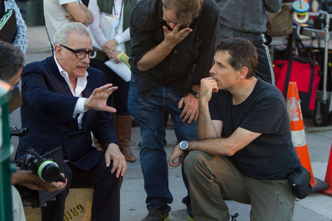 Le Loup de Wall Street : Photo Martin Scorsese