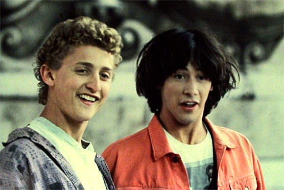 Bill & Ted's Excellent Adventure : Photo