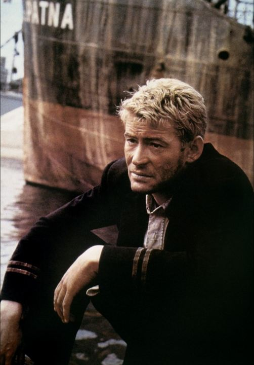 Lord Jim : Photo Peter O'Toole, Richard Brooks