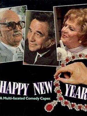 Happy new year : Affiche