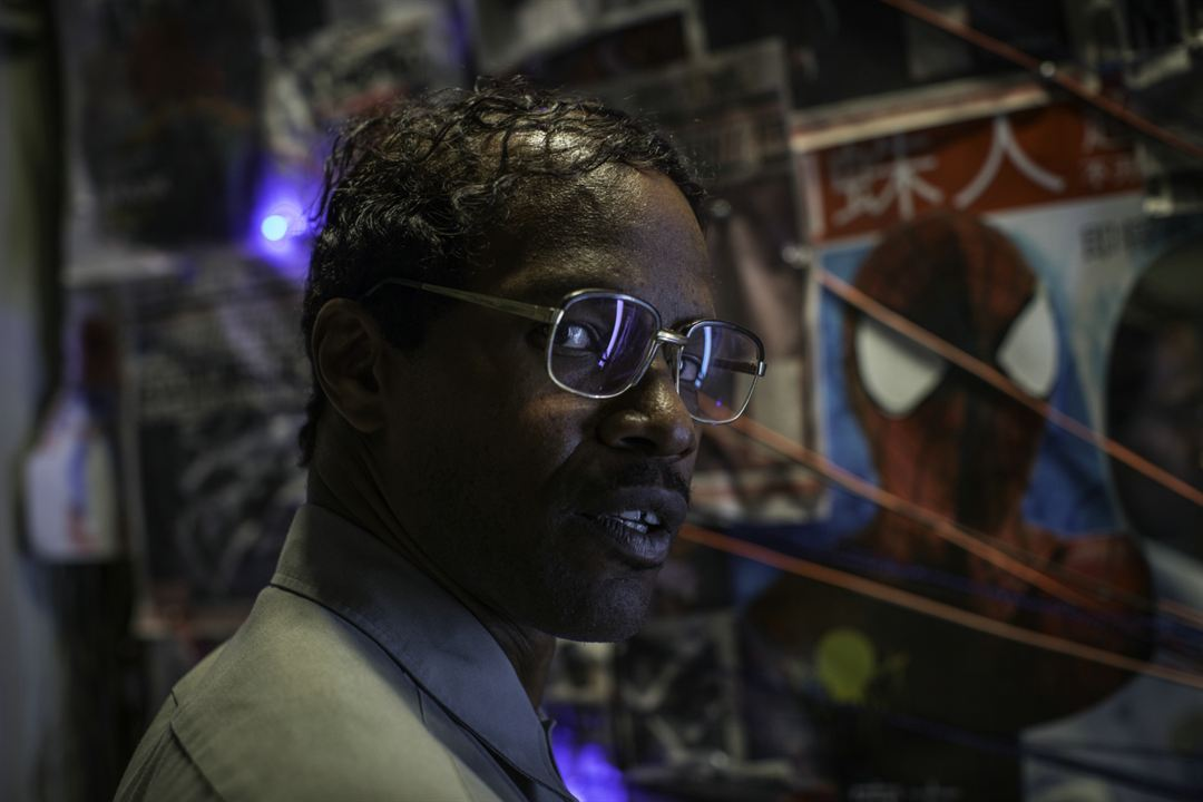 The Amazing Spider-Man : le destin d'un Héros : Photo Jamie Foxx