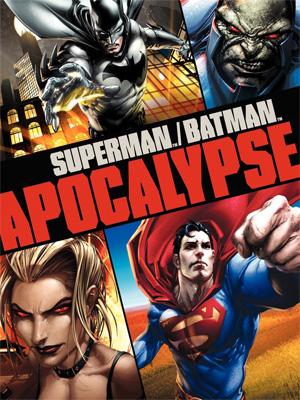 Superman/Batman : Apocalypse : Affiche
