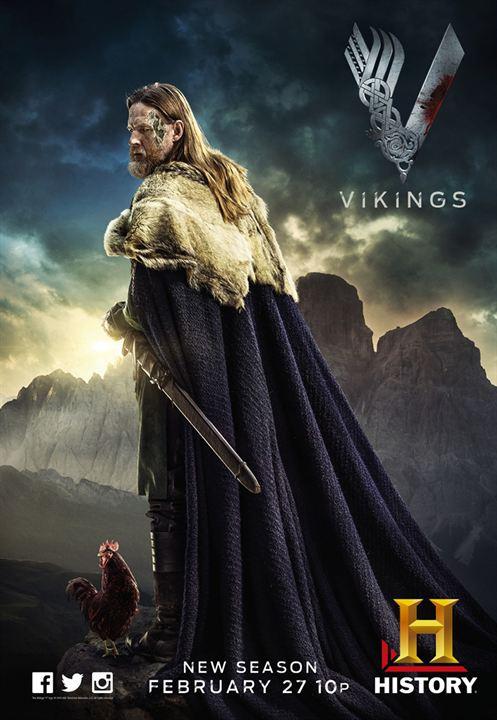 poster vikings saison 2 affiche 46 sur 53 allocin. Black Bedroom Furniture Sets. Home Design Ideas