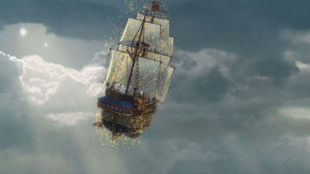 Clochette et la fée pirate : Photo