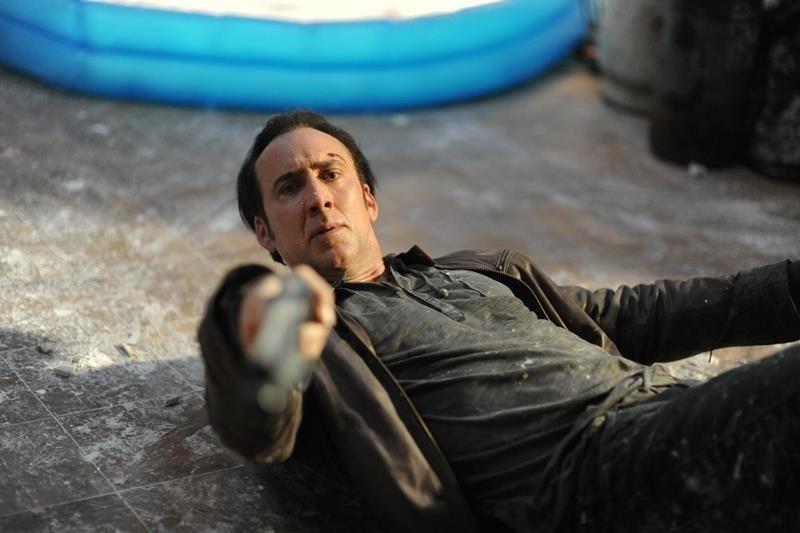Tokarev : Photo Nicolas Cage