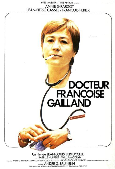Docteur Françoise Gailland : Affiche