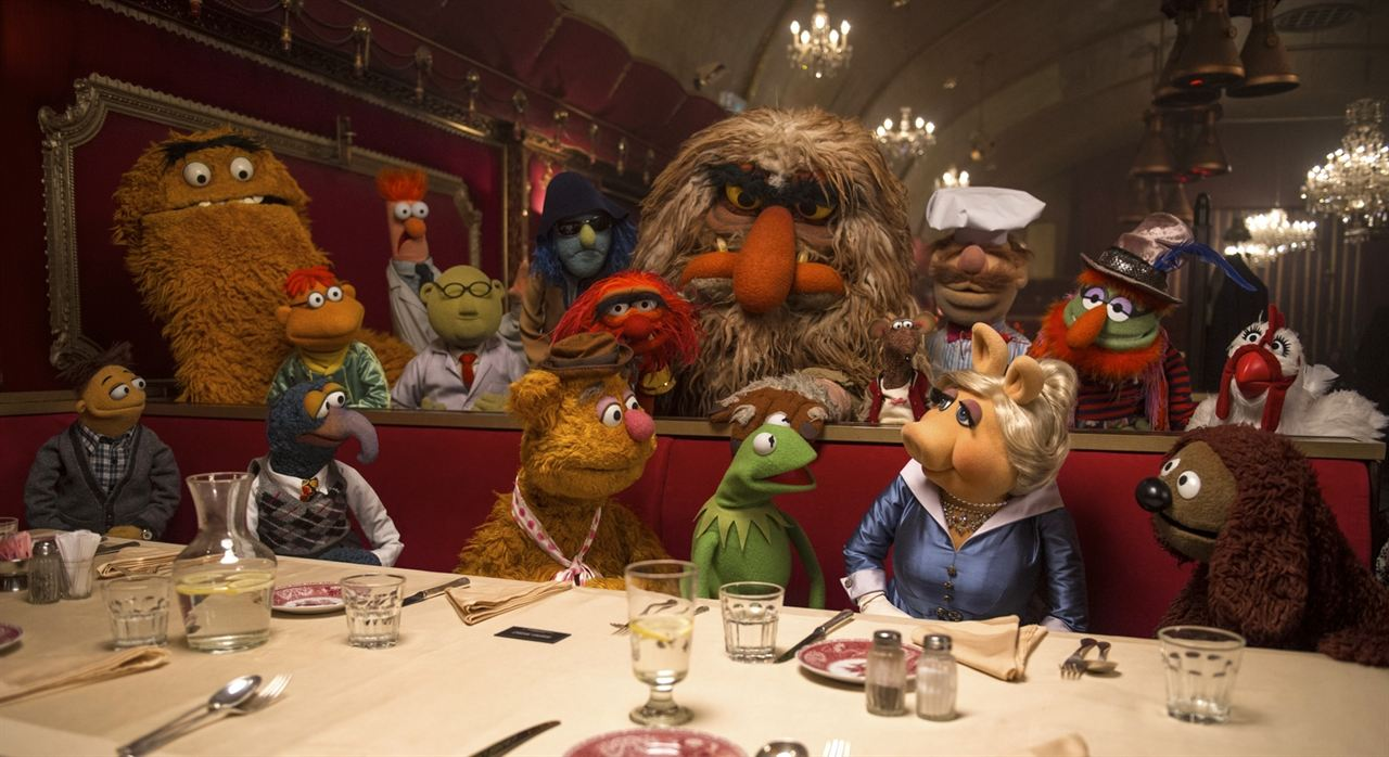 Muppets most wanted : Photo