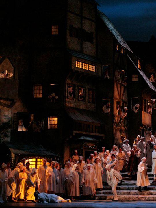 Les maîtres chanteurs de Nuremberg (Pathé Live) : Affiche