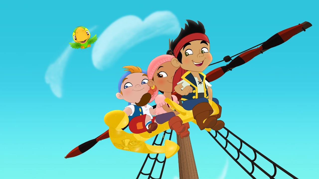 Jake et les pirates du Pays imaginaire : Photo
